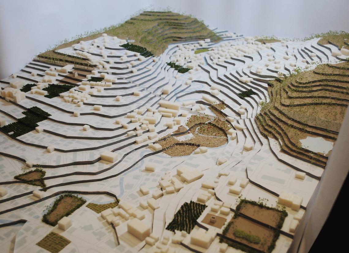 渡邊敷地模型11