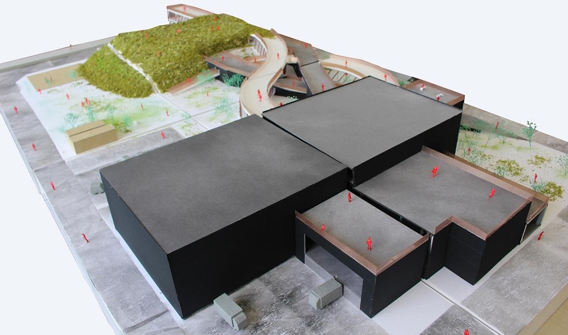 酒井 模型写真 1