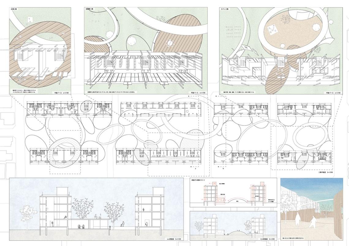 設計製図Ⅴシートまとめ 15T7013A 上田春彦